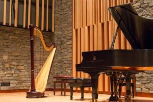 Harp and Piano