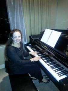 Leah O'Rourke Piano Intercont.Hotel Adelaide