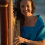 Leah O'Rourke - Pedal Harp - Harp for Hope Album - Charity - Australia - 2016