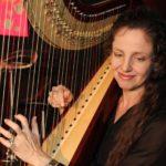 Leah O'Rourke - Pedal Harp - Destiny Rescue & A21 Fundraiser - Adelaide